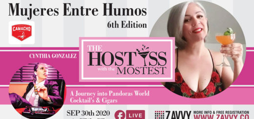 Cynthia Gonzalez interviews Pandora on the Hostess with the Mostest