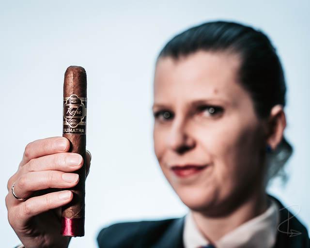 Kafie 1901 Ecuador Sumatra Toro Bello cigar