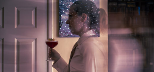 My sloe gin cocktail really did make life slow down