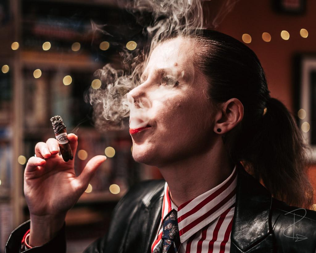 A Jose L Piedra Cazadores, my perfect go to cigar