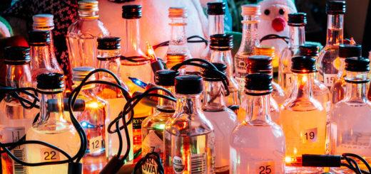 Gin Advent Calendar 2020 overview Part 2