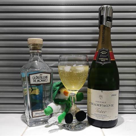 Gin Advent Calendar 2020 Day 13 - La Distillerie de Monaco Gin