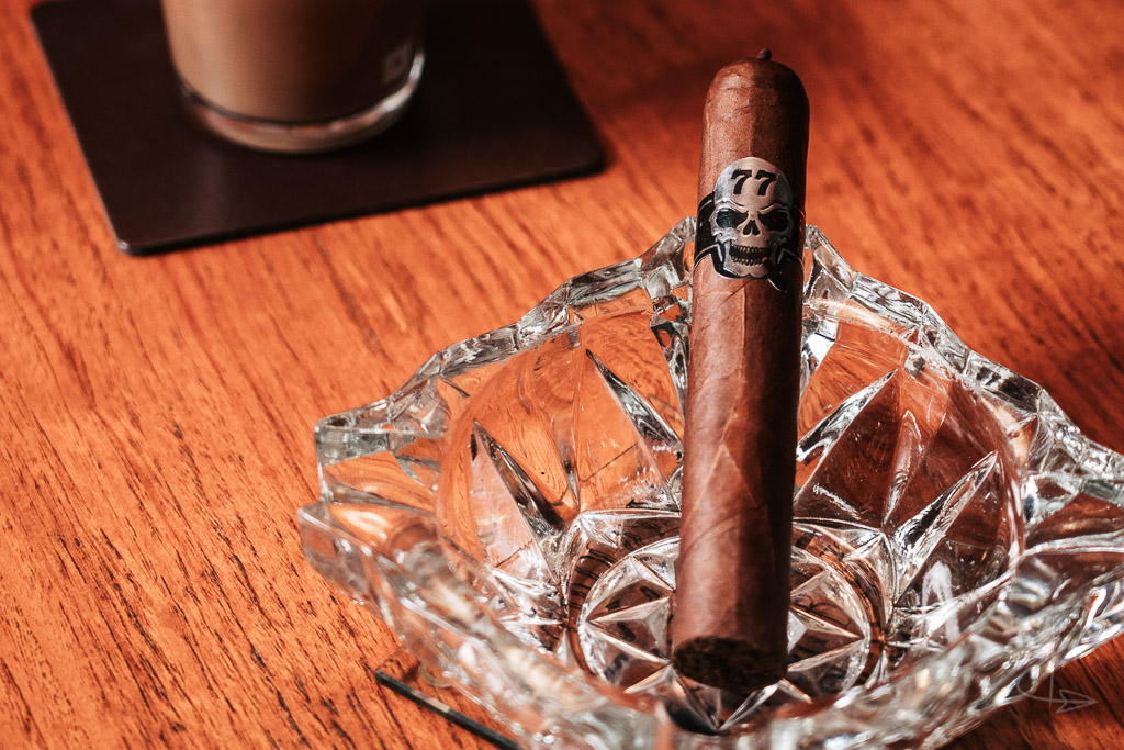 The Skull 77 El Unico makes it onto part three of my top budget cigars list
