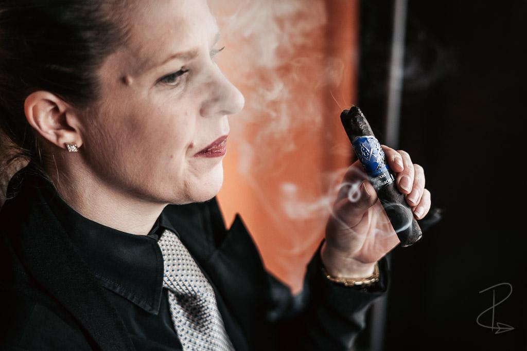 Smoking the Hiram and Solomon Master Mason Robusto