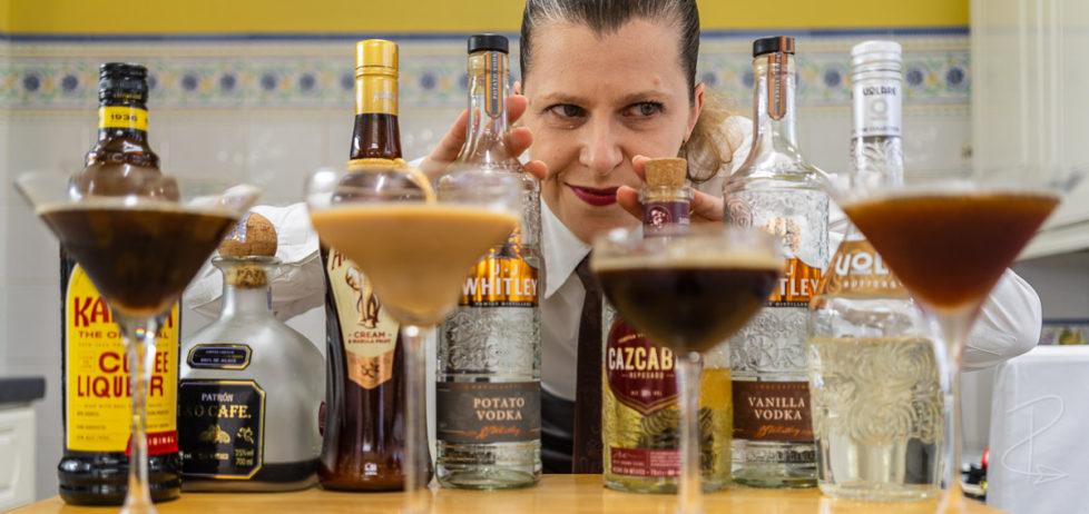 The Espresso Martini four ways