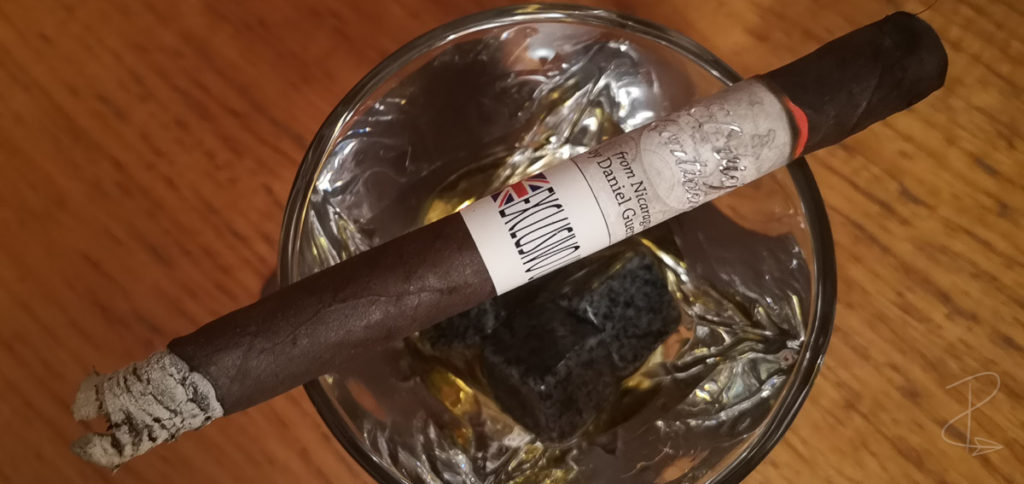 The El Viejo Continente Maduro Lancero was one of the cigars that I enjoyed in week 39