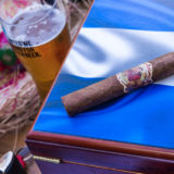 The My Father Flor de las Antillas robusto cigar - a Nicaraguan Puro that is the most Cuban of New World cigars