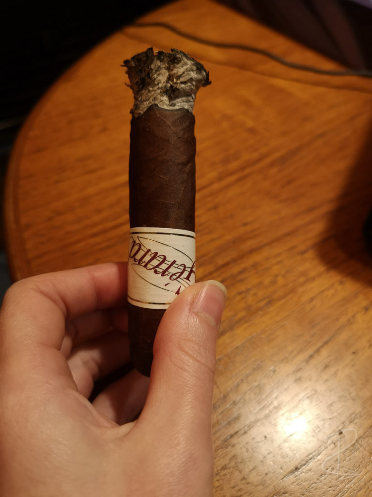 The tasty Gerard Limited Edition EEE Anytime cigar was the first in my week of cigars